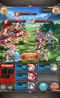 神姫PROJECT A - スマホゲームCH