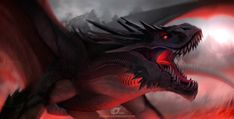 Dragon Su'umiinax by IrenBee.deviantart.com on @DeviantArt