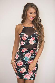 e44d09f3cfe4ea 70 Best dresses images in 2019   Floral dresses, Flower dresses ...