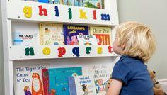 Bibliothèques en bois pour enfants - Tidy Books