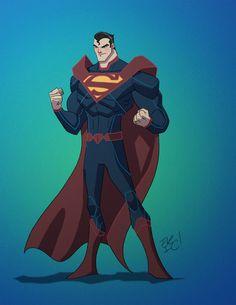Superman by EricGuzman on DeviantArt