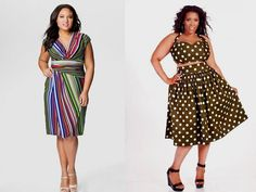 Plus size fashion2017; plus size womens clothing trends and tendencies – DRESS TRENDS
