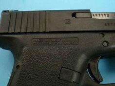 Glock Model 21 Pistol  CAL 45ACP