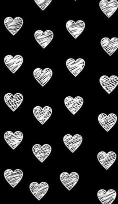 Black and white wallpaper