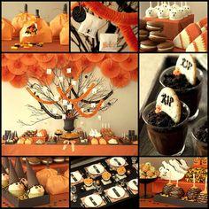 Boda en halloween!