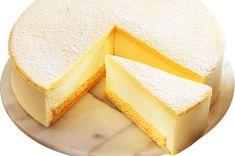 Tarta de natillas, nata y sobaos - Recetín