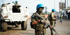 UN Peacekeepers in East Africa