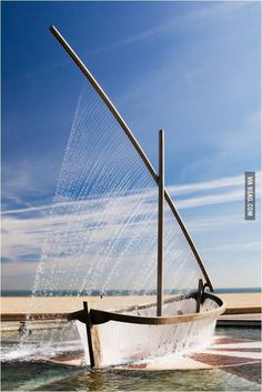 Awesome fountain