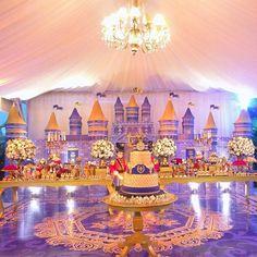 #mulpix Festa: Reinado, em um verdadeiro encanto.|Decor: @bombomfestas |Mimos…