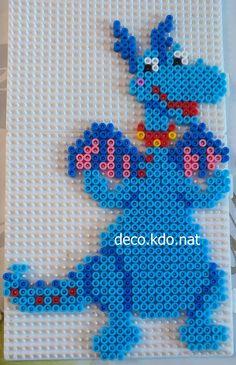 Stuffy - Disney Doc McStuffins hama beads by DECO.KDO.NAT