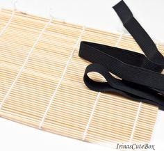 How to make a brush organizer