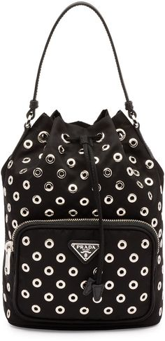 71776cb5e48b new zealand prada backpack grommets ears 3214c 1384b