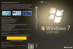 Windows 7 Ultimate Full Version Free Download ISO 32 / 64 Bit