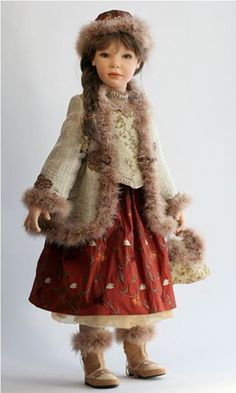 Dolls Amalia Ooak Aus Der Zawieruszynski Collection 2019 Dolls & Bears