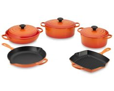 Williams Sonoma features a variety of cookware sets from All-Clad, Le Creuset and Calphalon in several different sizes, counts and finishes. Also, choose from our collection of pots and pans sets and pan sets in every popular material. Enameled Cast Iron Cookware, Le Creuset Cast Iron, Le Creuset Cookware, Cookware Set, Cooking Fresh Green Beans, Cooking With Ground Beef, Pots And Pans Sets, How To Cook Meatballs, How To Cook Ham