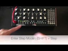 Moog Mother 32 Sequencer Tutorial : Rests and Rotate - YouTube Hardware, Youtube, Computer Hardware, Youtubers, Youtube Movies