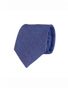 Corbata de Lana azul de Indian Lord para ser todo un Gentleman