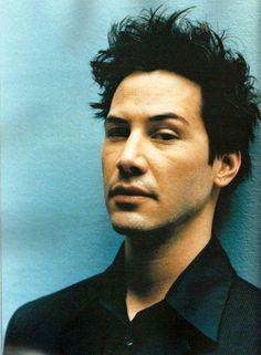 Keanu Reeves - Japhrimel in Lilith Saintcrow's Dante Valentine books.