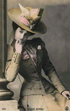 Louise Derval