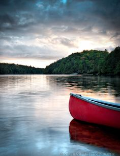 The Outdoor Arena. Top Tips And Ideas For Camping Enthusiasts. Many people around the globe have fallen in love with the relaxing pastime of camping with family and friends. For a trip to go as you have planned it, you Nova Scotia, Quebec, Beautiful Places, Beautiful Pictures, Beautiful Sky, Beautiful Landscapes, Algonquin Park, Canoe And Kayak, Canoe Trip