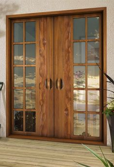 Unique Door Designs by Victor Klassen You are in the right place about main Door Here we offer you the most beautiful pictures about the Door modern you are looking for. When you examine the Unique Do Main Door Design, Prehung Interior Doors, Windows And Doors, Beautiful Doors, Craftsman Door, Door Entryway, Entrance Design, Big Doors, Front Door Design