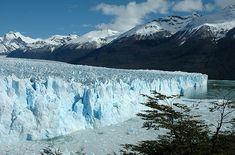 El Calafate: glaciares de la Patagonia, paisajes y fotos
