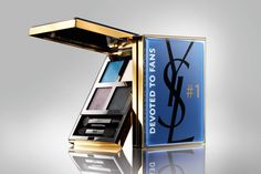 It's great to see brands like Yves Saint Laurent embracing social media as a part of their marketing mix. YSL has found. New Eyeshadow Palettes, Eye Palettes, Makeup Palette, Ysl Beauty, Luxury Beauty, Beauty News, Beauty Hacks, Quebec, Yves Saint Laurent Beauté