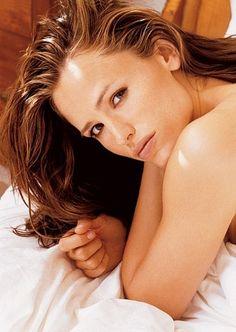 Jennifer Garner 2003 by Herb Ritts for Vanity Fair