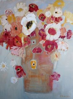 Dance of Flowers 40x30