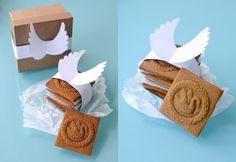 Gingerbread Christmas Packaging by Gomakeme