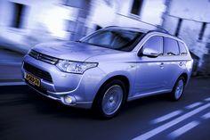Юбилейна бройка за Mitsubishi Outlander PHEV | VS auto