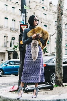 These+Gorgeous+Street+Style+Images+Left+Us+Speechless+via+@WhoWhatWearUK