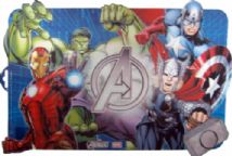 Marvel Avengers 3D Holographic Dinner Table Place Mat