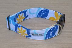 Our new Nassau print tropical dog collar from www.potcakecollars.com Nassau, Dog Collars, Pet Supplies, Tropical, Personalized Items, Pets, Stylish, Pet Products, Pet Accessories