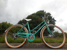 Vélo femme MBK en très bon état lady par JordanJSMB sur Etsy
