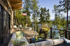 A Little Cabin on a Steep Slope With Incredible Views - Cabin Life Magazine