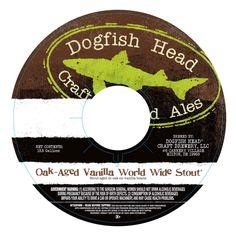 Coming next year: Dogfish Head Oak Aged Vanilla World Wide Stout