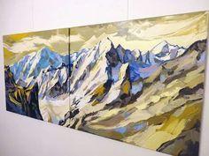 Belianske Tatry www.turzak-art.sk, #tatry #výstava #obrazy #vysoketatry #umenie #spis