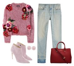 """""""Untitled #1751"""" by christawallace on Polyvore featuring Dolce&Gabbana, Maison Margiela, Ralph Lauren and MICHAEL Michael Kors"""