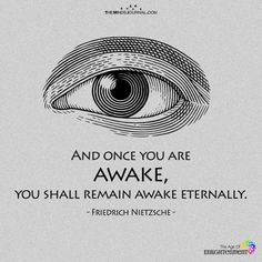 And Once You Are Awake - https://themindsjournal.com/and-once-you-are-awake/