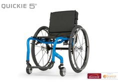 Take a virtual tour of the new #Quickie5R rigid wheelchair! #ThingLink