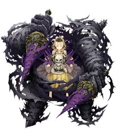 View an image titled 'Briar Rose, Paladin Job Art' in our SINoALICE art gallery featuring official character designs, concept art, and promo pictures. Girls Characters, Fantasy Characters, Female Characters, Anime Characters, Game Character, Character Concept, Concept Art, Fantasy Character Design, Character Design Inspiration