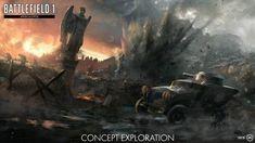 Concept Art Best Of Battlefield 1 Update 1 19 Adds Apocalypse Dlc And New Of Concept Art Battlefield 1942, Battlefield Games, Napoleonic Wars, Visual Development, Electronic Art, World War I, Cool Artwork, Apocalypse, Background Images