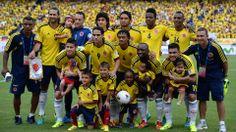 Selección Colombia 2013