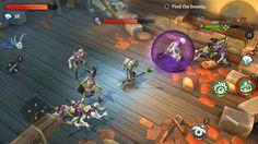 Download Dungeon Hunter 5 MOD Double Attack APK Terbaru