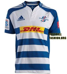 Stormers Rugby 2013 adidas Home Jersey Rugby Pictures, Rugby Sport, Super Rugby, World Rugby, Football Fashion, Team Shirts, Sports Brands, Adidas, Rugby Jerseys