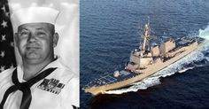 James E. Williams, Medal of Honor: The Most Decorated Enlisted Sailor in the US Navy