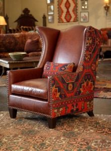 Chair Pads For Office Chairs Diy Chair, Chair Fabric, Chair Pads, Cowhide Chair, Leather Recliner Chair, Leather Furniture, Rustic Furniture, Italian Leather Sofa, Brown Leather Chairs