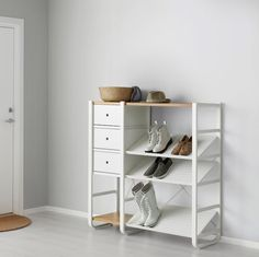 IKEA ELVARLI storage solution shelving unit kastensysteem