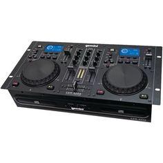 CD/MP3/USB DJ MEDIA PLYR
